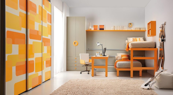 Loft Beds For Kids Provide Safety and Comfort
