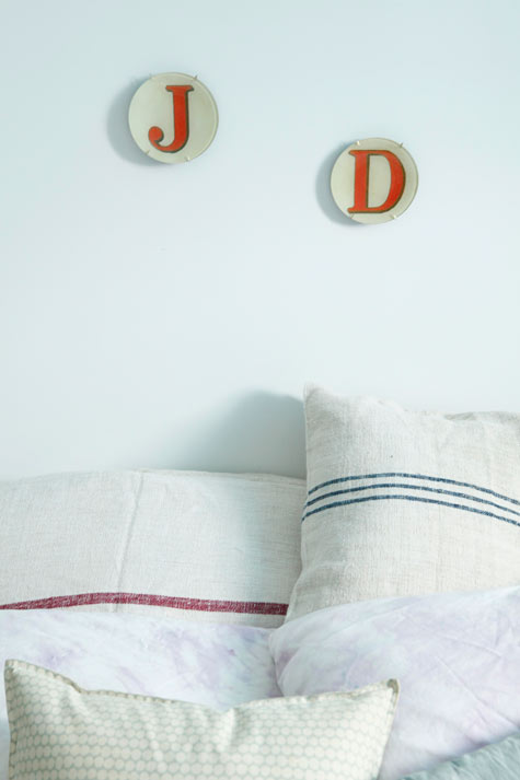 Numbers & letters on decorating