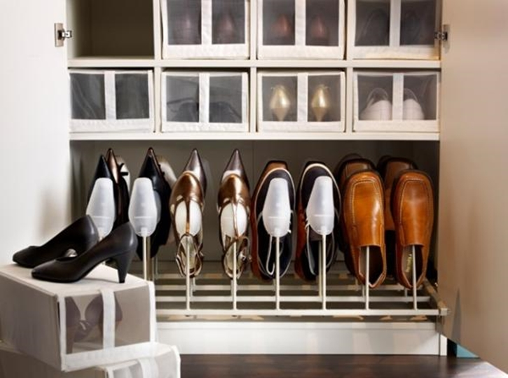 Organizers – the best shoe storage ideas