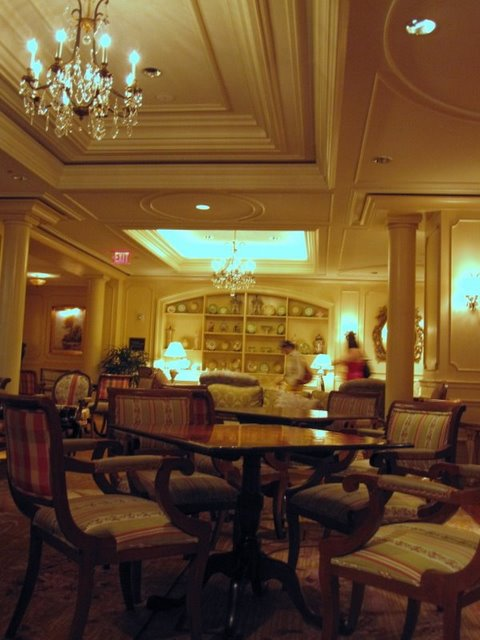 Interior Design Ritz Carlton New Orleans