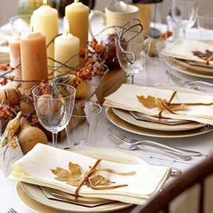 Decorating Ideas for Thanksgiving