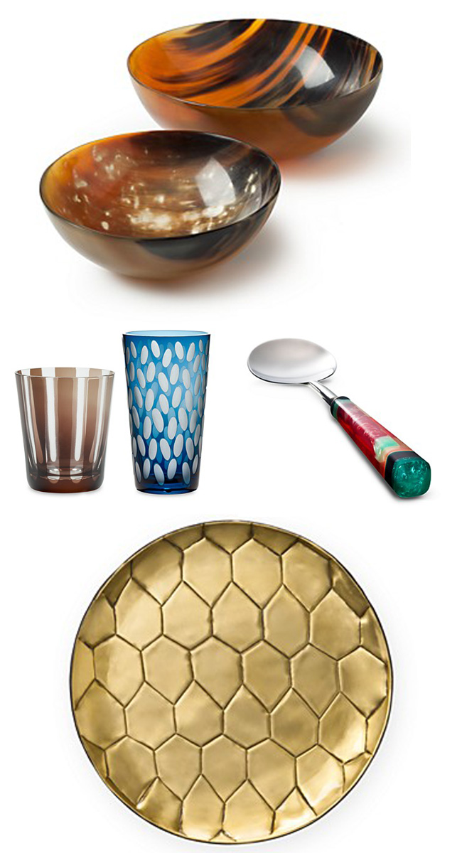 Diane Von Furstenberg's home collection