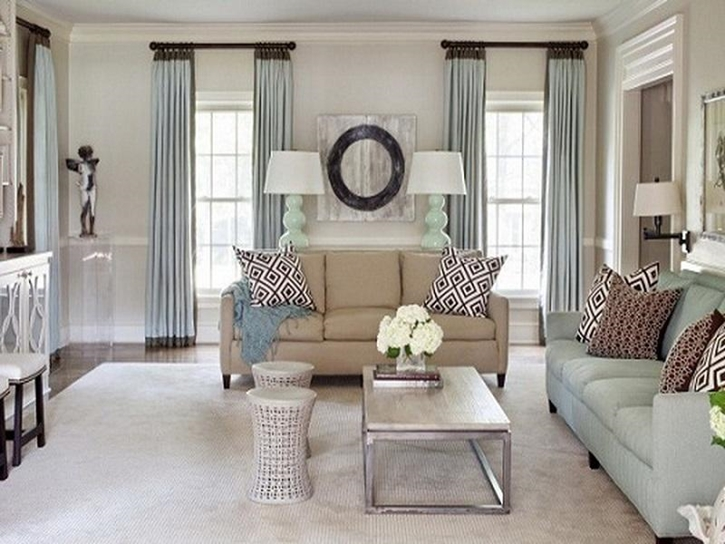 window treatment ideas for living hvh interiors - Window Treatment Ideas