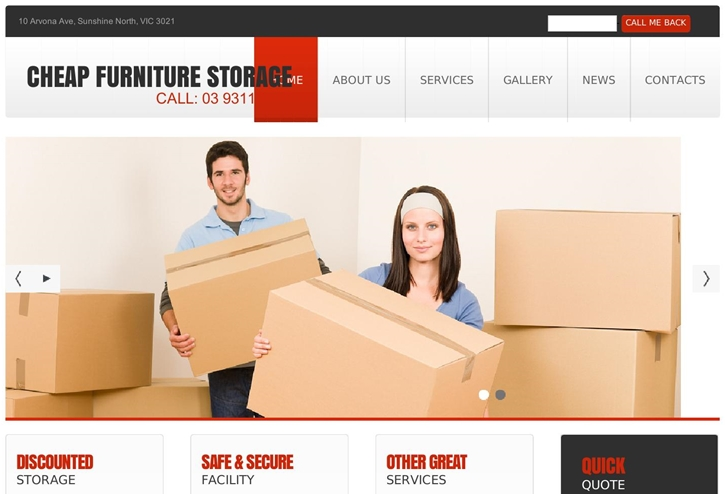 Cheap furniture online