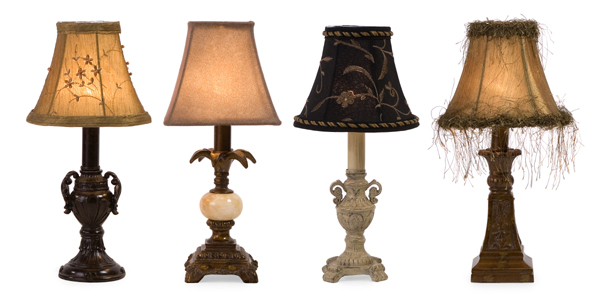 Decorative table lamps