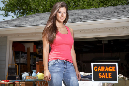 Garage Sale Shopper