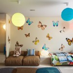 Ideas for a butterfly themed kids room