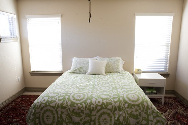Guest bedroom mini-makeover
