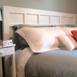 Tips on how to make inexpensive headboards beds