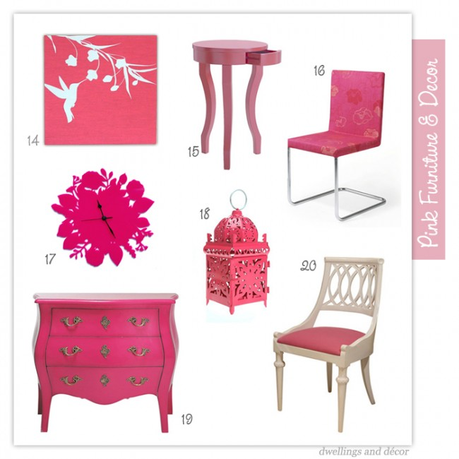pinkfurnitureanddecor