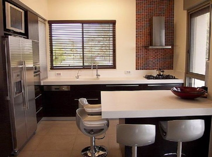 10 small kitchen interior design ideas for your home hvh for House decorating ideas 2016