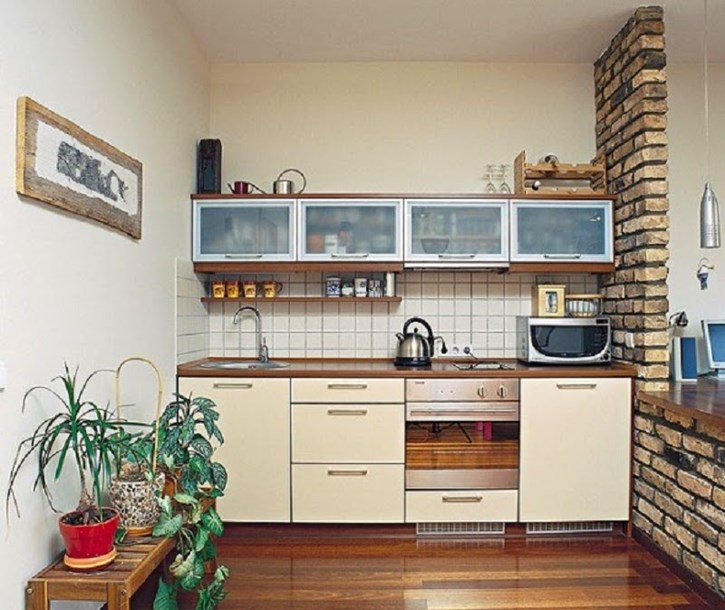 Small Apartment Kitchen Ideas 10 small kitchen interior design ideas for your home | hvh interiors